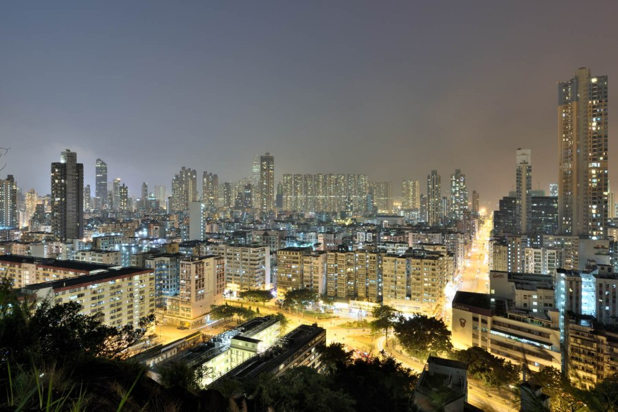 Sham Shui Po, Hong Kong´s oldest district